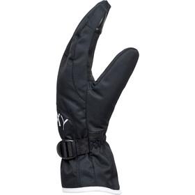 Roxy Jetty Solid Gloves Women, true black